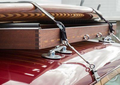 Vintage Car Roof Rack