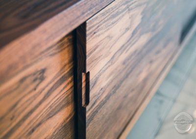 Walnut Furniture Set